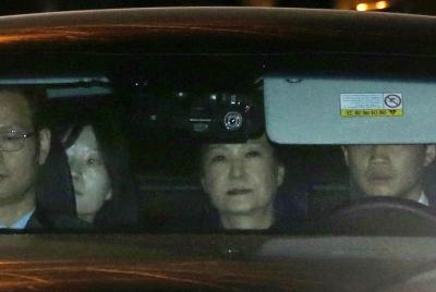 박근혜 전 대통령 구속은 당연하다