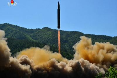 북한의 대륙간탄도미사일(ICBM) 도발에 대한 입장