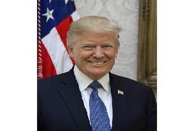 트럼프 대통령 핵무기금지조약 비준 촉구 공동서한 전달