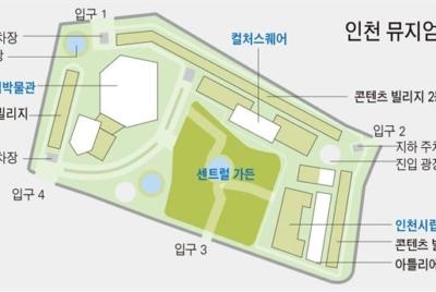 [논평] 인천뮤지엄파크 조성사업, 市 따로 문화재단 따로?