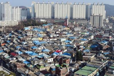 도시재생사업, 토목•건축 사업에 예산 90.6% 사용