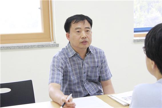 [회원인터뷰 – 10년 회원을 만나다] 정병오 오디세이학교 교사(前 좋은교사운동 대표)