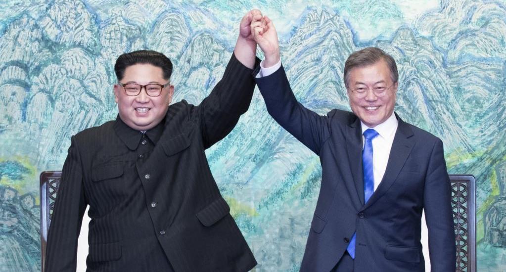 「9월 평양 공동선언」이 항구적인 한반도 평화 정착으로 이어지길 기대한다