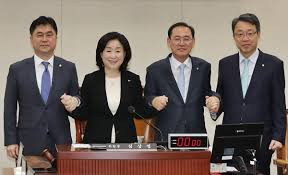 정개특위 모니터링(1) 국회 정개특위, 연동형 비례대표제부터 합의해야