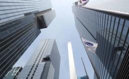 재벌빌딩 공시가격 아파트의 절반 수준(36%)