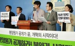 [기자회견] 북위례 3개 단지, 엉터리 분양원가 공개