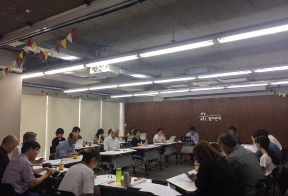 [현장스케치] 정치개혁공동행동 전국워크숍 : 준연동형 비례대표제 평가와 전망