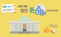 [보도자료] 20대 국회 일 안한 국회의원 23명