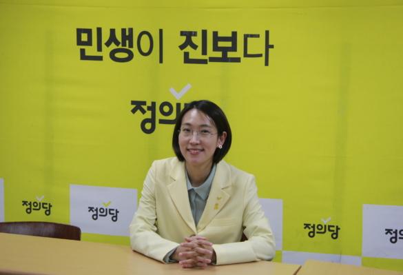 [21대 국회 초선의원 인터뷰] 정의당 장혜영 의원