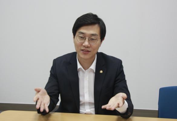 [21대 국회 초선의원 인터뷰②] 더불어민주당 장경태 의원