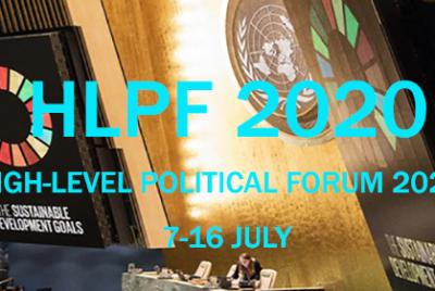 [국제회의] 유엔 경제사회이사회 2020 고위급 정치포럼(HLPF) 및 분과토론(HLS)