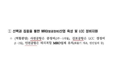 [보도자료] '인천국제공항의 IAI社 유치' 是非, '국민신문고'에 정식 질의하다!