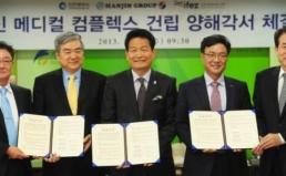 대기업 특혜를 통한 영리병원 추진을 중단하라!