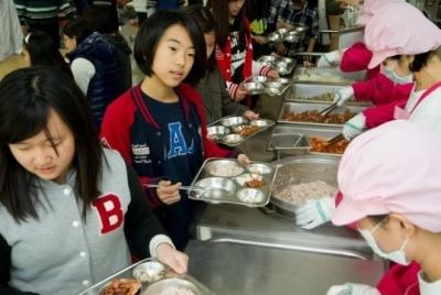학교급식 의무화 「학교급식법 개정안」 상정 불발에 대한 입장