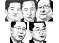 경제정책, 정동영CC-이명박CD- 권영길CB-문국현CA-이회창DD