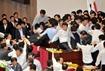 예산안 일방 강행 처리는 의회정치의 포기 행위