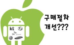 주요 앱 마켓 구매절차 2차 실태조사 결과발표