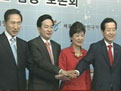 보육문제, 이명박 CC-박근혜 CB-홍준표 DD-원희룡 CC