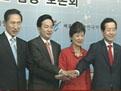 사회안전망, 이명박CC-박근혜CC-홍준표DC-원희룡CC