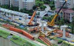의정부 경량전철공사 철골 구조물 붕괴사고에 관한 논평