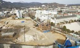 박근혜 정부의 학교주변 호텔건립 추진과 규제 폐지시도에 대한 입장