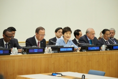 새마을운동의 홍보 외교에 깊은 우려를 표명한다