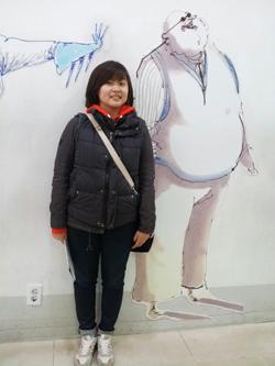 """[릴레이인터뷰] """"거리에서 경실련 홍보하고파"""" 최예지 수습간사"""
