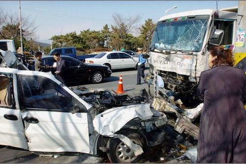 교통사고, 막을 수 있는 재난이다